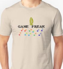 Game Freak! Unisex T-Shirt