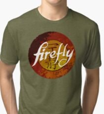 The One Season Only 'FIREFLY' Tri-blend T-Shirt