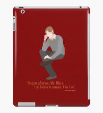 Remus Believes in Commas iPad Case/Skin