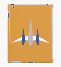 Star Fox - Flat Arwing iPad Case/Skin