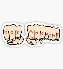 Toy Machine Sticker