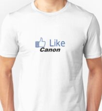 Like Canon Unisex T-Shirt