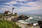 Portland Head Lighthouse by Bill Wetmore