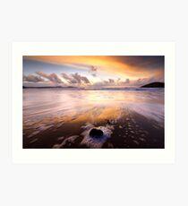 Pembrokeshire Art Print