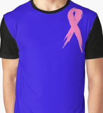 Cancer Awareness Graphic T-Shirt