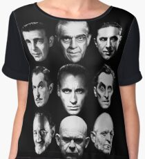 Masters of Horror Women's Chiffon Top