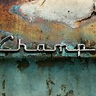 Rusty Studebaker Champ Pickup - Detail by mal-photography