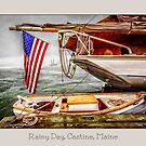 Rainy Day, Castine, Maine by Dave  Higgins