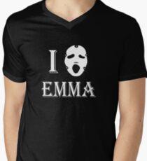 I love Emma - White T-Shirt