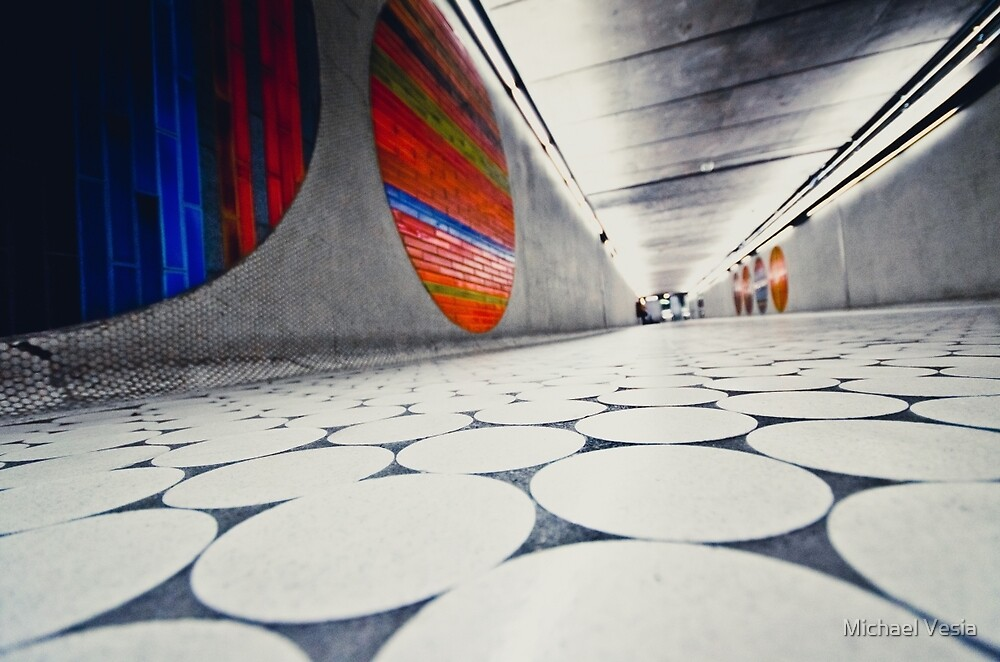 Tunnel Vision #1 by Michael Vesia