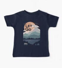 Camiseta para bebé Vamonos