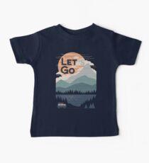 Lass uns gehen Baby T-Shirt
