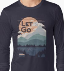 Let's Go Long Sleeve T-Shirt