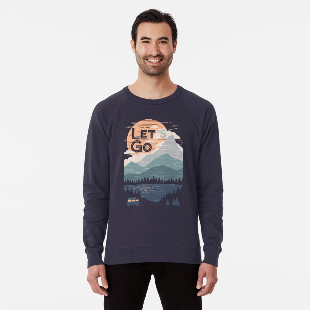 Let's Go Lightweight Sweatshirt