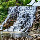 Ithaca Falls by designingjudy