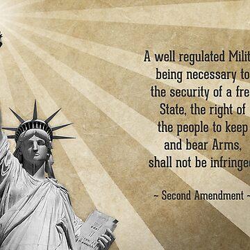Second Amendment by morningdance