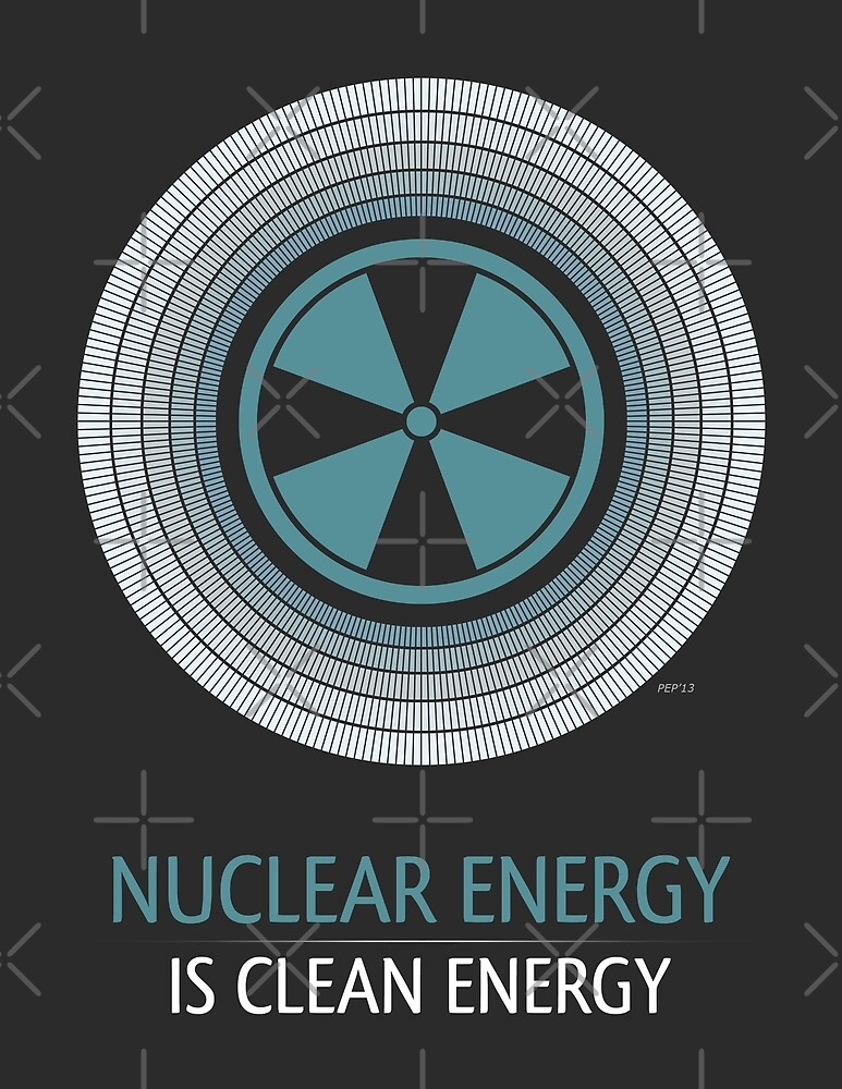 Nuclear Energy Is Clean Energy by morningdance