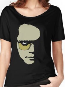Author. Dreamweaver. Visionary. Plus Actor.  Women's Relaxed Fit T-Shirt