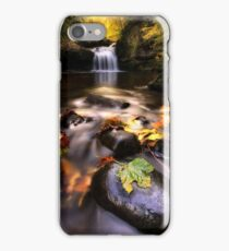 West Burton Falls iPhone Case/Skin