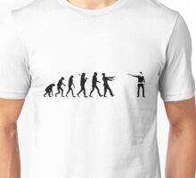 revolution the walking dead Zombie Unisex T-Shirt