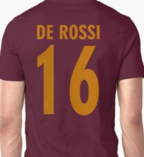 DE ROSSI 16 Unisex T-Shirt