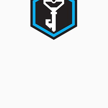 Ingress Resistance Logo Inverse by mstrlargo