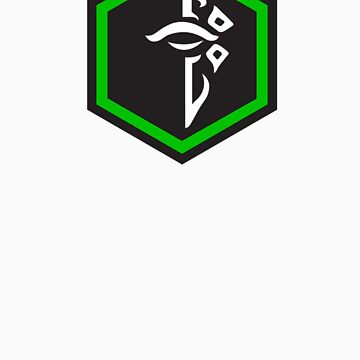 Ingress Enlightened Logo inverse by mstrlargo