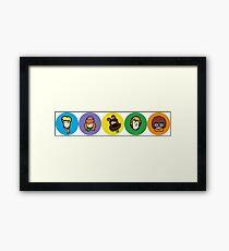 Scooby Framed Print