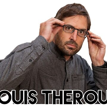 Louis Theroux T Shirt by ClassicClothing