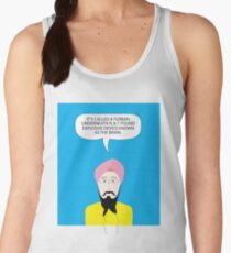 What under the Turban? Women's Tank Top
