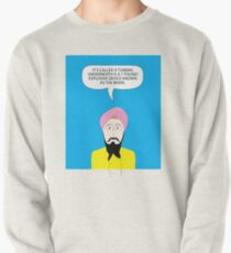 What under the Turban? Pullover