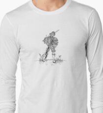 Landsknecht mercenary - Doppelsoldner Long Sleeve T-Shirt