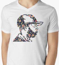 J Dilla Shirt Design  V-Neck T-Shirt
