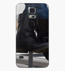 Boots Case/Skin for Samsung Galaxy