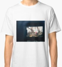 Through the viewfinder - winter blossoms Classic T-Shirt