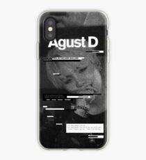 AGUST D Phone Case BTS V2 iPhone Case