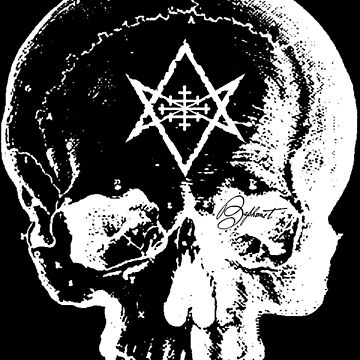 Baphomet Skull by Imago-Mortis