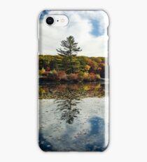 Glass Mirror iPhone Case/Skin