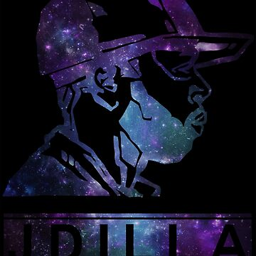 J Dilla Galaxy Poster  by Grasp