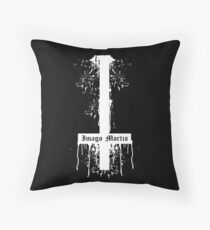 Inverted Cross Throw Pillow