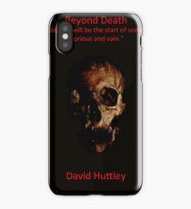 Beyond Death iPhone Case/Skin