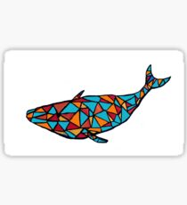 Whale, I guess Sticker