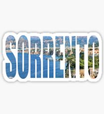 Sorrento Sticker