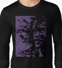 The Burden... Purple Edition Long Sleeve T-Shirt