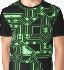 CIRCUIT BOARD (LARGE) Graphic T-Shirt