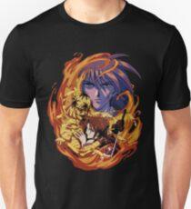 burn the burning man X T-Shirt