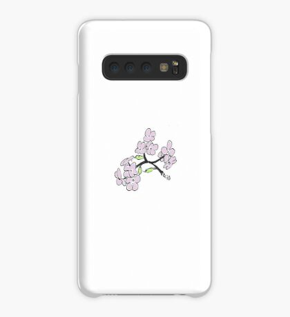 Blossoms Case/Skin for Samsung Galaxy