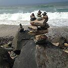 Rock Stack Trio by vanhagen