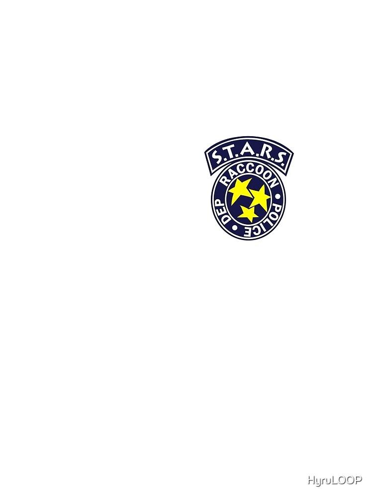 Lizenz zum Töten - offizielle STARS Bravo Polizeiabzeichen von HyruLOOP