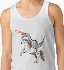 Raptor & Unicorn Tank Top